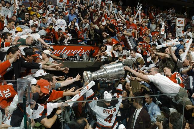 New Jersey Devils: 11 Most Memorable Moments in Devils Playoff History