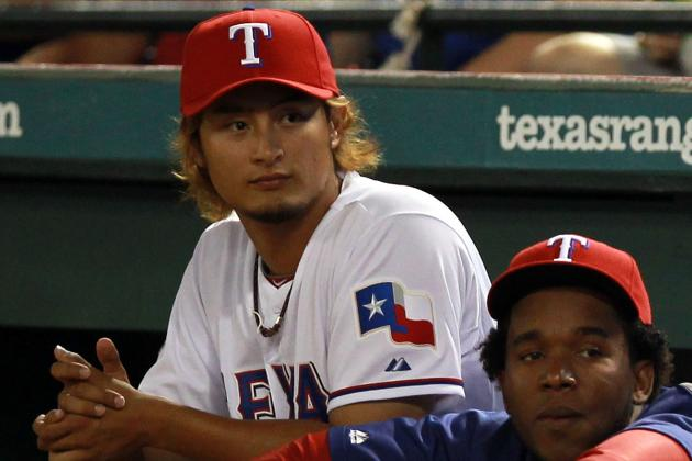 Texas Rangers 2012: Ranking the Texas Pitching Staff