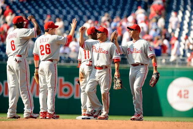 Philadelphia Phillies: All-Phillies Team for the Past 20 Years