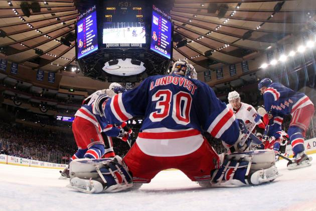 NHL Playoffs: 5 Memorable Moments from Game 1 of the NY Rangers vs. Ottawa Sens