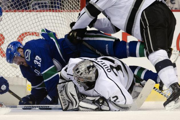 NHL Playoffs: 6 Changes the Vancouver Canucks Need to Make Heading into Game 3