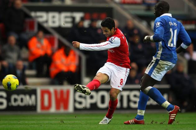 Arsenal vs. Wigan Athletic: 5 Keys to a Gunners Victory