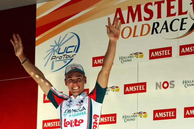 2012 Amstel Gold Race: The Top 5 Contenders for Glory