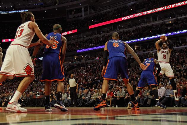 NBA Playoffs 2012: Previewing and Predicting the Eastern Conference