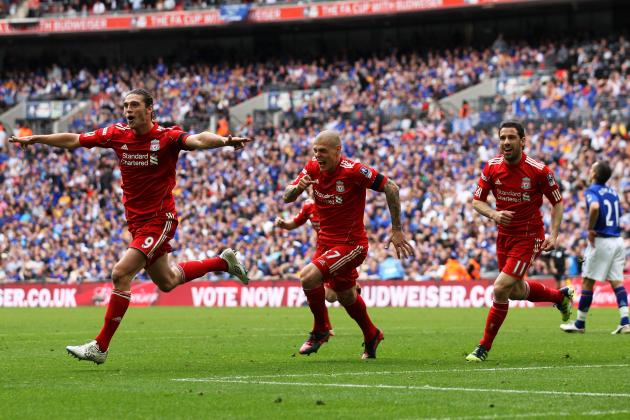 Liverpool vs. Everton: Ranking the Reds Players in FA Cup Semifinal Win
