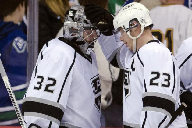 2012 NHL Playoffs: 5 Key Takeaways for Los Angeles Kings Following Game 2