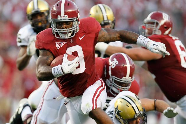 2012 NFL Draft: Trent Richardson and 3 Players Who'll Be Better Than Andrew Luck