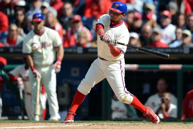 Philadelphia Phillies: One Early-Season Surprise from All 25 Roster Players