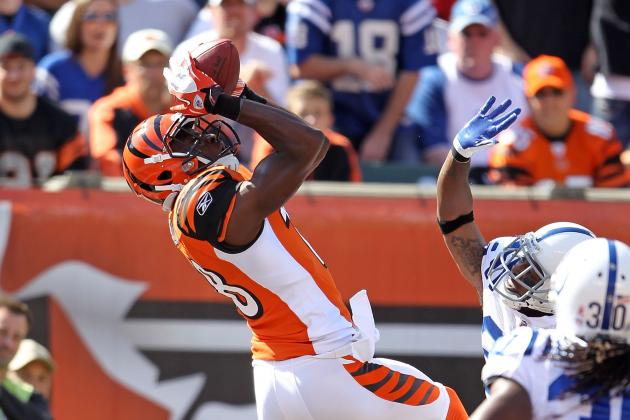 A.J. Green and 6 NFL Receivers Who Will Have Elite Years in 2012