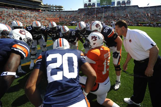 Winners and Losers of the Auburn Spring Football Game