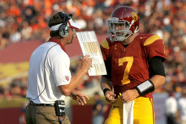 USC Spring Game: Top 5 Winners and Losers