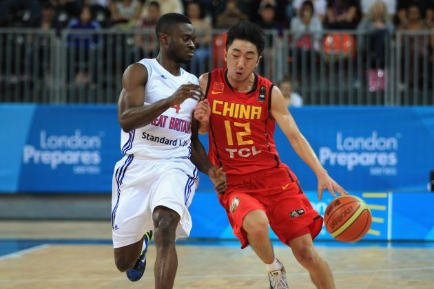 China Olympic Men's Basketball Team 2012: Updated News, Roster & Analysis