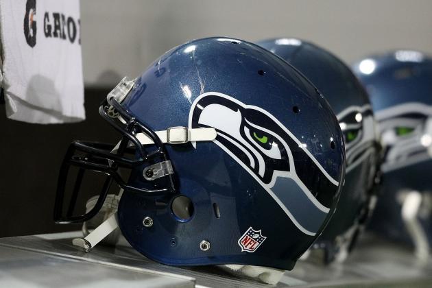 Power Ranking Each NFL Helmet for 2012