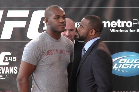 UFC 145: Jon Jones vs. Rashad Evans Head-to-Toe Breakdown