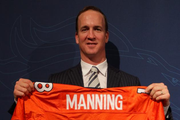 Predicting the NFL's Best-Selling Jerseys of 2012