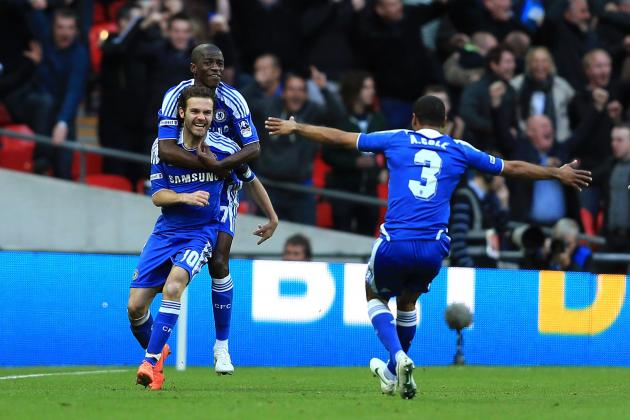 Chelsea 5-1 Tottenham FA Cup Semifinal: 6 Things Learned from the Blues' Win