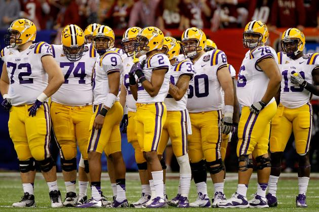 LSU Football: Latest News, Injuries and Updates on the Tigers