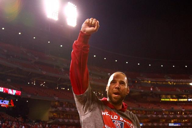 St. Louis Cardinals: Pitchers Who Will Get a Shot with Chris Carpenter out
