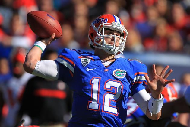 2012 NFL Draft: Bold Predictions for Florida Gators Stars