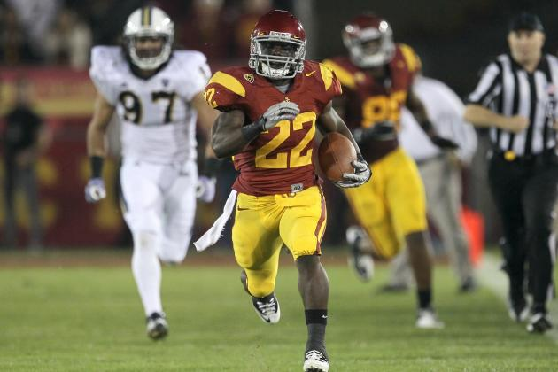 USC Football: Breaking Down the Trojans' Running Back Offers