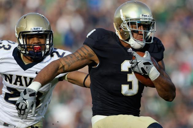 Notre Dame Football: 5 Offensive Replacements for Michael Floyd
