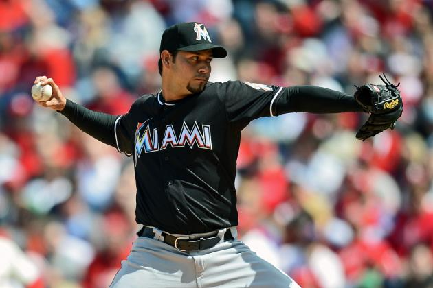2013 MLB Free Agency: 12 Teams That Will Battle It out for Anibal Sanchez