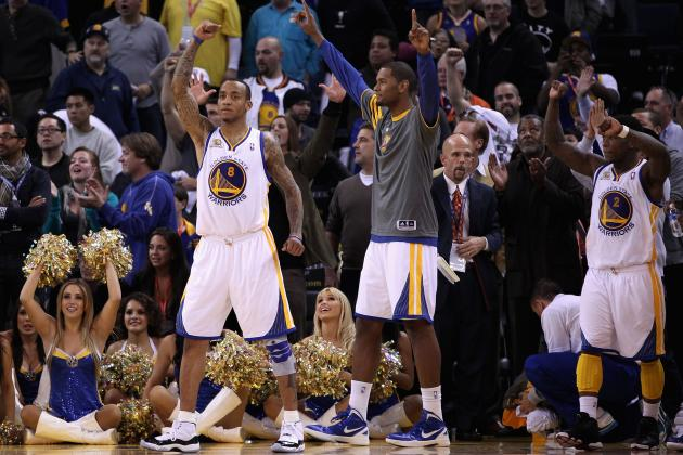 Golden State Warriors: Five Steps to Build a Championship Contender