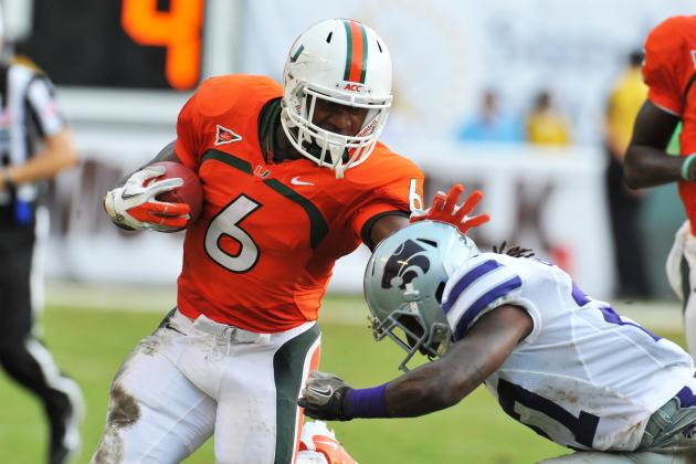 2012 NFL Draft: 5 Prospects the New York Giants Could Trade Up for