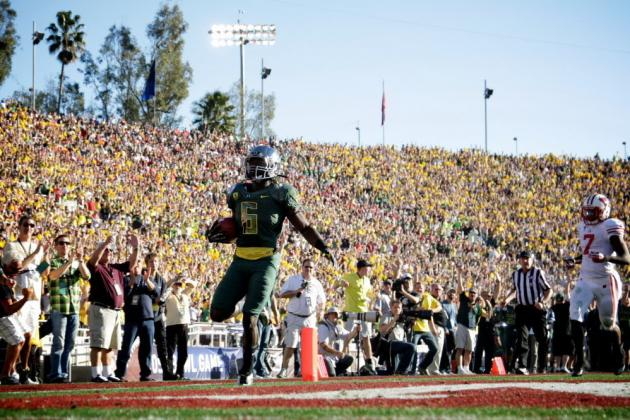 Oregon Football: The 20 Greatest Plays of the Chip Kelly Era