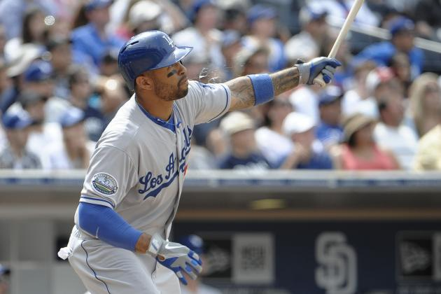 Weekend's Best: Matt Kemp and the Los Angeles Dodgers Tower Above MLB