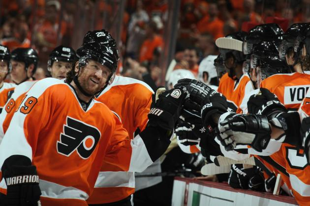 NHL Playoffs 2012: 3 Keys to Flyers Stopping Sidney Crosby, Evgeni Malkin