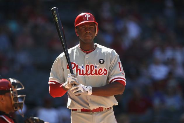 25 Reasons for Concern for the Philadelphia Phillies in 2012