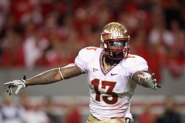 2012 NFL Draft: The 6 Biggest Strengths and Weaknesses of Nigel Bradham's Game