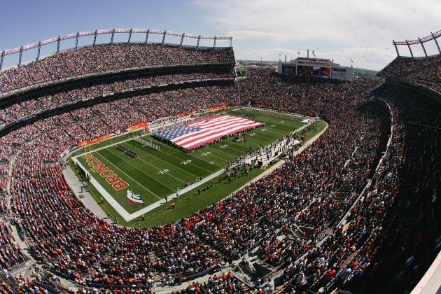 NFL Draft: Top 10 First-Round Picks in Denver Broncos History