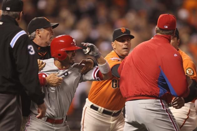 6 Best Ways for San Francisco Giants Fans to Mock the Phillies at AT&T Park