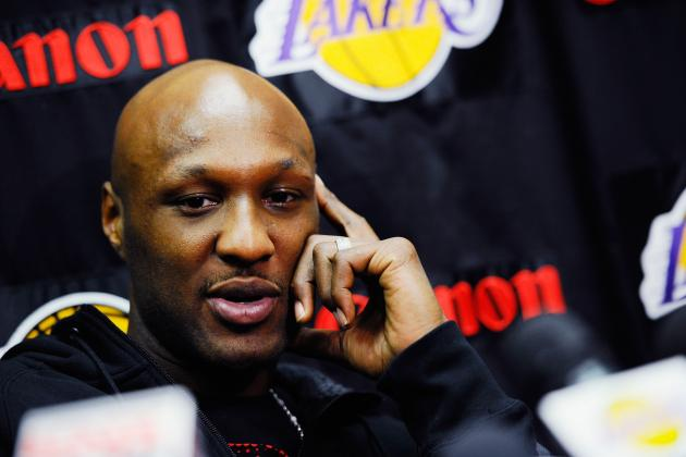 Lamar Odom: 5 Teams That Should Take a Gamble on Odom Next