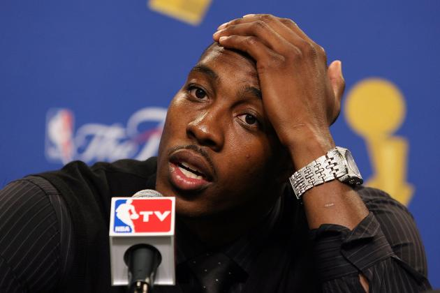 NBA Playoffs 2012: Why Orlando Magic Are in Trouble Heading into Playoffs