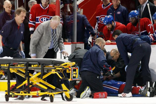 11 of the Scariest Injuries in NHL History