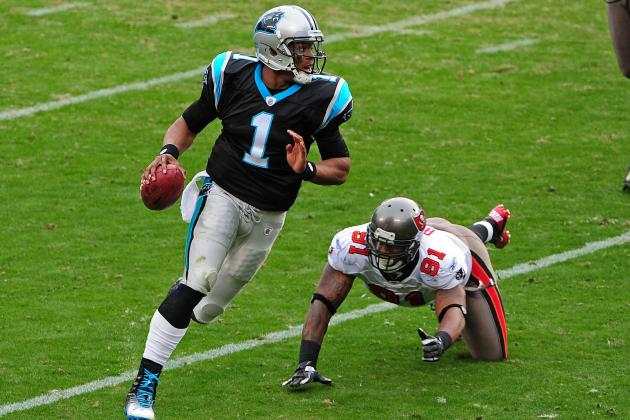 Ranking the 2011 NFL Rookie Quarterbacks