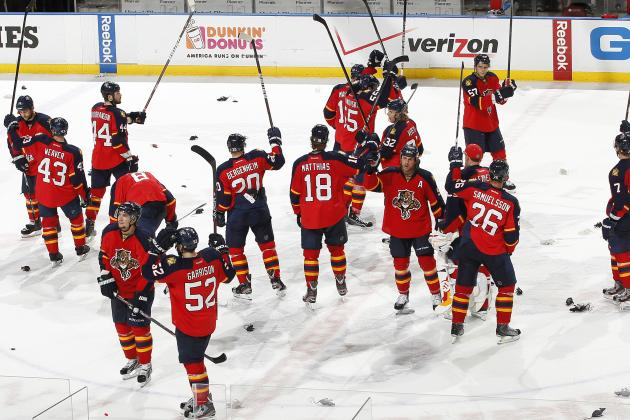 NHL Playoffs 2012: 5 Key Takeaways for the Florida Panthers Following Game 2
