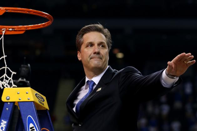 Why a John Calipari, Kentucky National Title Is Great for College Basketball