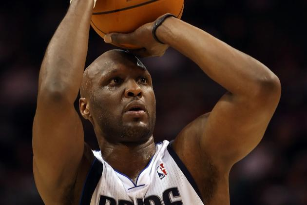 5 Worst Landing Spots for Lamar Odom Next Season