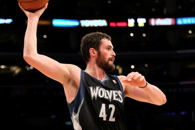 NBA Free Agents Who Could Help Kevin Love and the Minnesota Timberwolves
