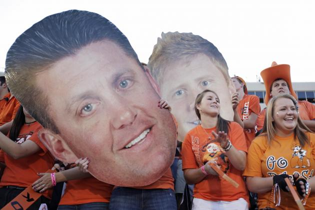 Oklahoma State Football: Latest News, Injuries and Updates on the Cowboys