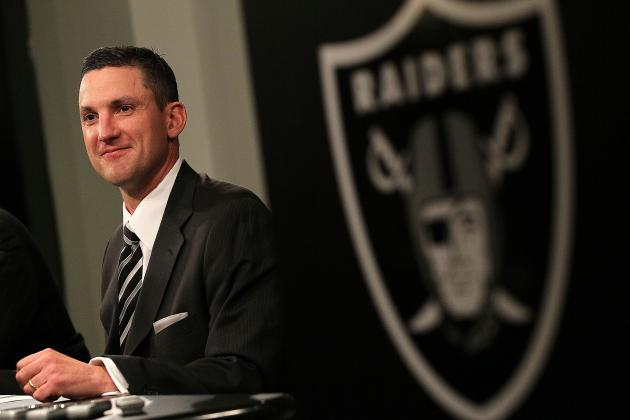 2012 NFL Schedule: The 5 Games That Are Most Important to Oakland Raiders