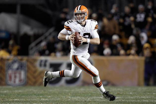 Cleveland Browns 2012 Schedule: Power Ranking the Games from Easiest to Toughest