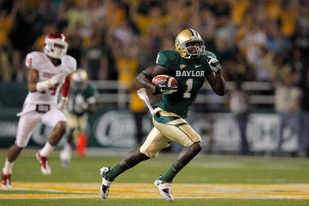 2012 NFL Draft: The 27 Most Explosive Players in This Year's Draft Class