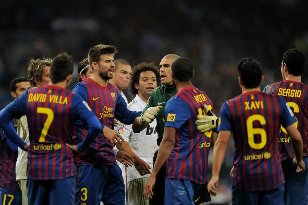 El Clasico: 5 Reasons Why Barcelona Fans Hate Real Madrid