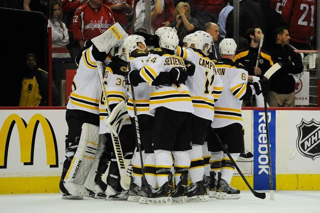 NHL Playoffs 2012: 3 Key Takeaways for the Boston Bruins Following Game 3