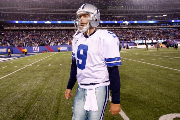 Tony Romo and 10 NFL Quarterbacks on the Hot Seat in 2012